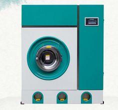 perc dry cleaning machine semi automatic 6kg