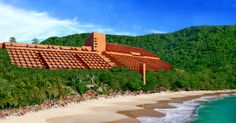 As beautiful and relaxing as it looks.    Las Brisas Ixtapa, Ixtapa, Mexico #luxurylink
