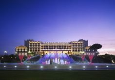 An all-inclusive five-star stay in one of Med's most exclusive resorts, the $1.4 billion Mardan Palace - includes all travel