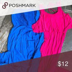 2 maxi dresses Size large,2 cute maxi dresses  Dresses Maxi