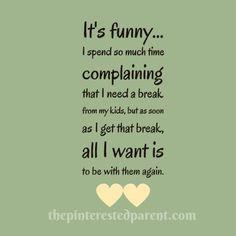 The Pinterested Parent motherhood, parenting, quotes, children, kids