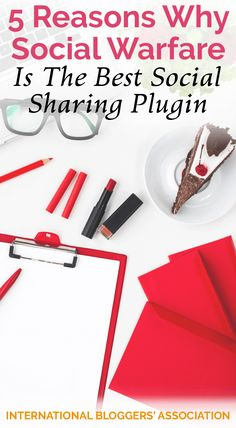 5 Reasons Why Social Warfare Is The Best Social Sharing Plugin - It's time for me to explain why after using so many different Wordpress plugins, Social Warfare is the only social sharing plugin I now recommend for bloggers!