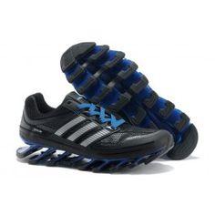 huge discount 85485 463df Nye Ankomst Adidas Springblade Drive Sølv Sort Blå Herre Sko Skobutik   Adidas Springblade V1 Skobutik Til Salg  Adidas Skobutik Billige   denmarksko.com