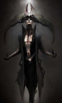 Demon dude by ~cloudminedesign on deviantART
