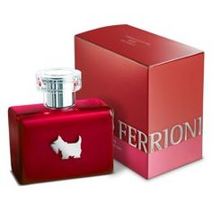 Red Terrier Ferrioni para Mujer (100Ml) Edt #Fragancia #Perfume #Ella #Ferrioni