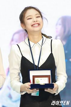 [PRESS] 170501 Jennie @ Incheon Main Customs Promotion Event