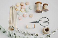 Ramo dulce DIY : via La Chimenea de las Hadas