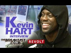 Watch Kevin Hart visits The Breakfast Club (Video) on Tha Fly Nation
