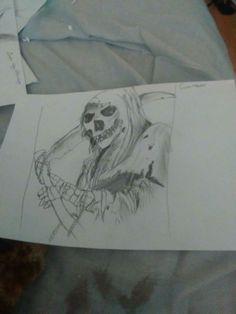 Grim wreeper