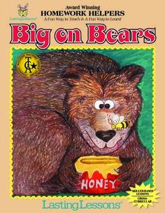 Barker Creek - Big on Bears Activity E-Book (scheduled via http://www.tailwindapp.com?utm_source=pinterest&utm_medium=twpin&utm_content=post10701904&utm_campaign=scheduler_attribution)