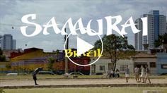 SAMURAI IN BRAZIL - CUPNOODLE