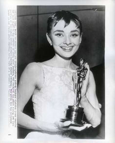 Audrey Hepburn, Best Actress