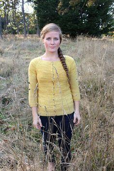 Jane Richmond Audrey Cardigan Knitting Pattern