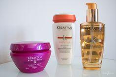 Blogger Empfehlung für die beste Haarpflege für schöne lange Haare. Trockenes…