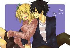 Gray sama x Lucy