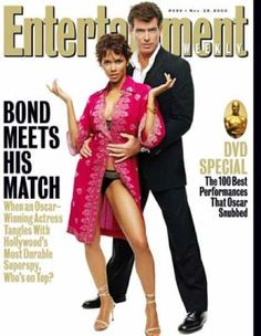 Entertainment Weekly - How James Bond Met His Match