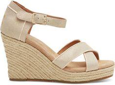 Toms Chambray Women's Correa Sandals - ShopStyle