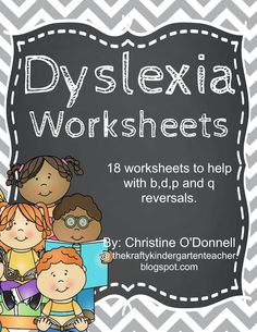 The Crazy Pre-K Classroom: Sight word freebie, ideas and more Dyslexia Worksheets!