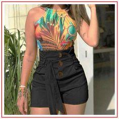 Женские шорты women high waist shorts casual summer hot pants short jeans d Baggy Pants, Skinny Shorts, Hot Shorts, Hot Pants, Loose Shorts, Shorts Jeans, Casual Shorts, Black Shorts, Black High Waisted Shorts