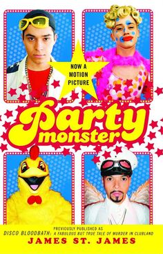 When Party Monster was first published, it created a storm of controversy for its startlingly vivid, strikingly fresh, and outrageous depiction of the hedonistic world of the 90s New York City club kids, for whom nothing was too outré—including murder. Nominated for the Edgar Award for best true-crime book of the year, it also marked the debut of an audaciously talented writer, James St. James, who himself had been a club kid and close friend and confidant of Michael Alig, the young man…