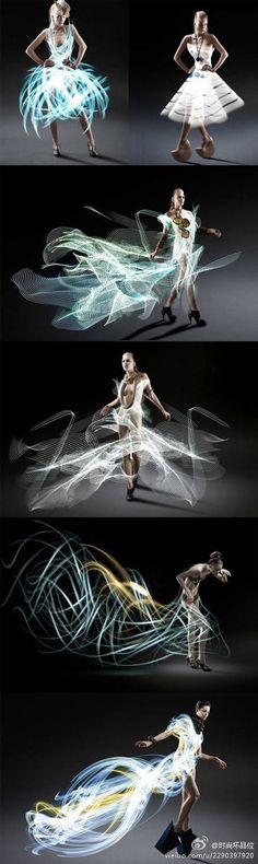 Atton Conrad.  Lighting Art