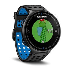 Buy The Garmin Approach GPS Golf Watch in Dark Colour Option and Save Off our original price. The Approach is the slim, lightweight, feature-packed high-resolution colour touchscreen GPS golf watch Golf Mk4, Cheap Golf Clubs, Golf Gps Watch, Golf Apps, Golf Pride Grips, Advanced Driving, Golf Wear, Golf Gifts, Top 5
