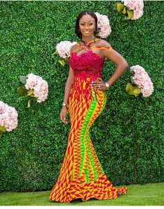African fashion and life styles – African fashion and lifestyles website was created to show case the various styles the African prints can be styled into and generally the life styles of africans African Prom Dresses, Latest African Fashion Dresses, African Print Fashion, Africa Fashion, African Prints, Ankara Fashion, African Wedding Attire, African Attire, Ghana Wedding Dress