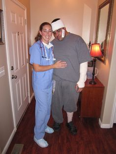 Image result for nurse and patient costume