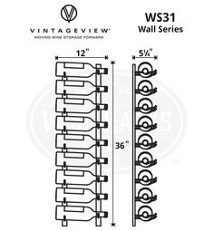 Image result for wine storage dimensions