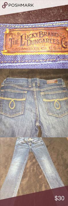 Lucky brand size 2 skinny jeans Lucky brand size 2 skinny jeans Lucky Brand Jeans Skinny