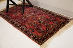 Classic, awesome, traditional, beautiful bold Persian Rugs from Sarouk!