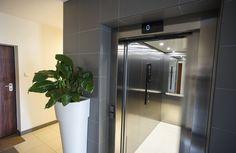 części wspólne - hol i winda