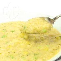 Kartoffel Lauch Suppe @ de.allrecipes.com