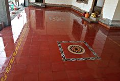 Indian Home Design, Indian Home Interior, Kerala House Design, Home Interior Design, Interior Decorating, Ethnic Home Decor, Natural Home Decor, Indian Home Decor, Village House Design
