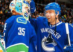 #vancouvercanucks Vancouver Canucks, Hockey Logos, Sports, Tops, Hs Sports, Sport
