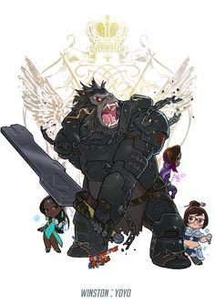 honestly would be a cool winston skin