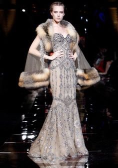 Lyanna Stark - Zuhair Murad Haute Couture  MY DREAM OF CINDERELLA GOING TO THE BALL