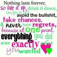 So true in every way