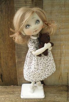 Коллекционные куклы ручной работы. Ярмарка Мастеров - ручная работа Папин подарок. Handmade.