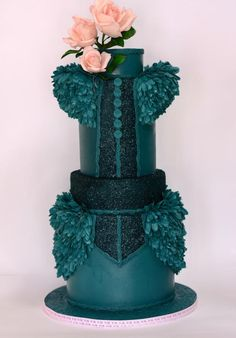 Emerald - cake by Delice