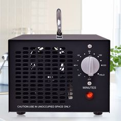 5000 Mg H Commercial Industrial Ozone Generator Air Purifier