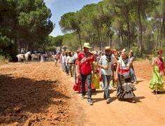 Romería del Rocío (Huelva) / El Rocío Pilgrimage (Huelva)