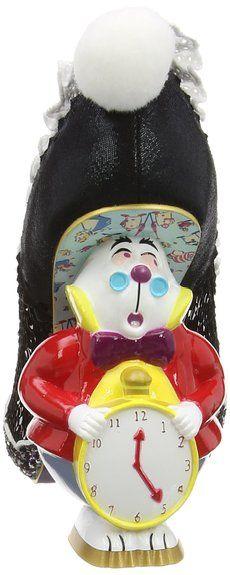 Irregular Choice White Rabbit Damen Pumps: Amazon.de: Schuhe & Handtaschen