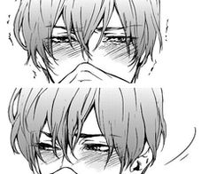 cuteness xx{ I found the Blushing Percy!!!>W<}