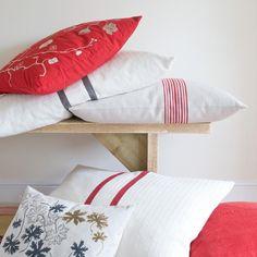 Capucine Cushion by Pure Lana