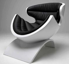Over 95 Futuristic & Modern Chair that Awesomely Designed Check more at www.futuristarchi - Modern Chair - Ideas of Modern Chair Plywood Furniture, Funky Furniture, Unique Furniture, Table Furniture, Contemporary Furniture, Furniture Design, Victorian Furniture, Furniture Showroom, Urban Furniture