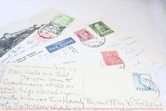 #VINTAGE #Stamps & #Postcards - #Belgium #Norway #Sweden #Finland http://etsy.me/1v9q75z via @Etsy