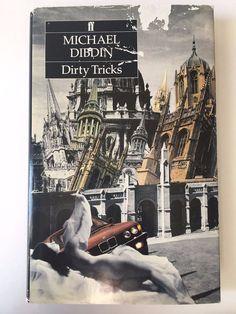 Dirty Tricks by Michael Dibdin (1991, Book)
