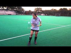 Field Hockey Trick Video - http://hockeyvideocenter.com/field-hockey-trick-video/
