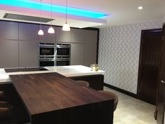Adding under cabinet lighting to existing kitchen http blue led strip lighting design kitchen cabinet kitchen photo led cabinet led lighting kit complete led aloadofball Gallery
